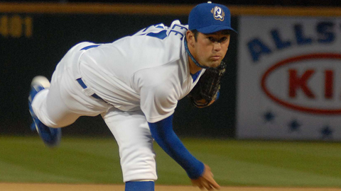 Zach Lee was selected by the Dodgers with the 28th overall pick in the 2010 Draft.